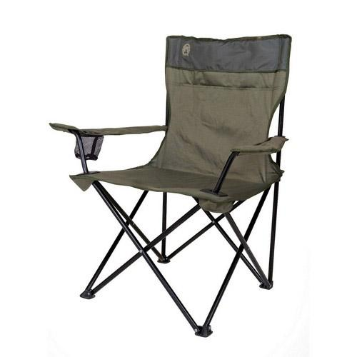 Skladacia stolička Coleman Quad Chair green