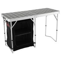 Skladací stolík Coleman 2in1 Camp Table and Storage