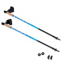 Hole Nordic Walking Spokey Cube II 2-dielne, systém anti-shock